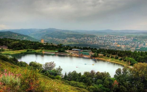 Черепашье озеро – место для семейного отдыха, Грузия