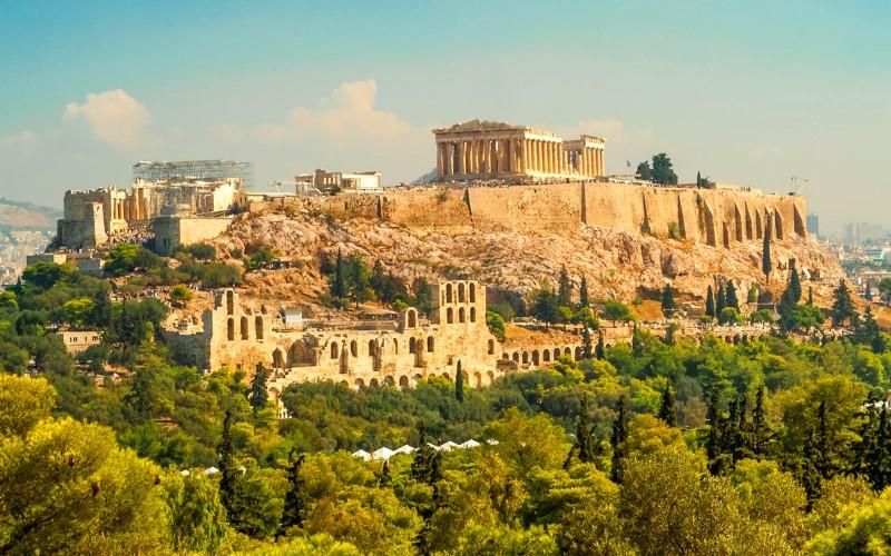 Что можно посетить в Афинах - столице Греции