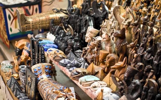 Что привезти из Египта? Отдых в Африке