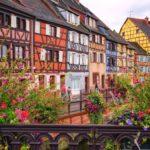 Чудеса города Кольмар в Эльзасе (9 фото)