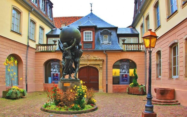 Чудеса города Кольмар в Эльзасе