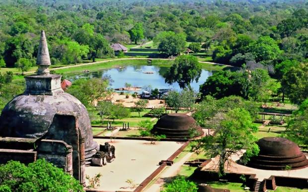 Шри-Ланка, интересные места