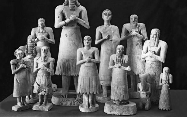 Шумерская цивилизация, тайны шумер