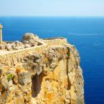 Экскурсии и отдых на острове Родос (23 фото)