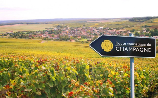 Экскурсия в Шампань