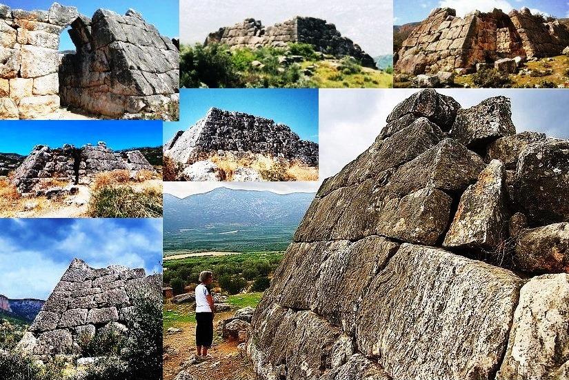 Интересные места мира: Пирамиды в Греции