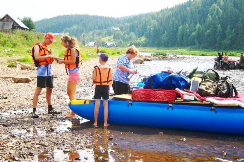 Комфортное путешествие по воде и суше