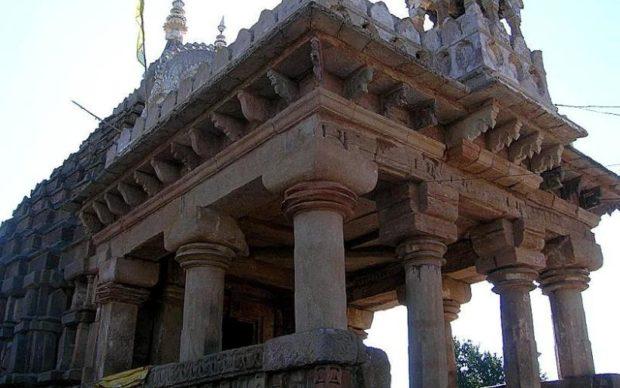 Священный колодец Богини Бхайрави