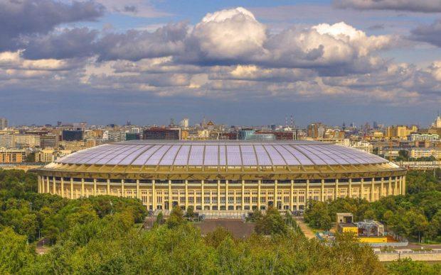 ТОП-3 достопримечательности Москвы