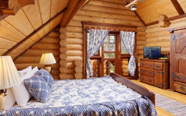 Подмосковный эко отель «Велес» в сердце соснового леса