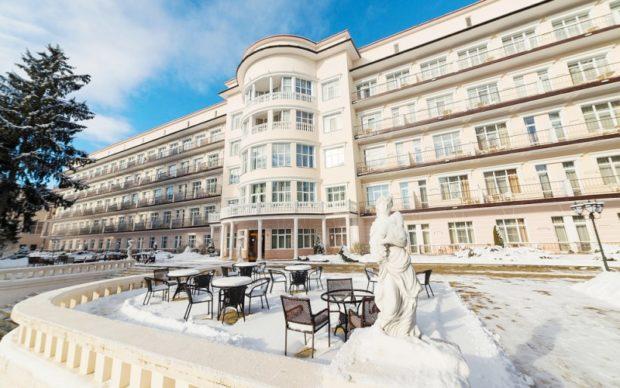 Санаторно-курортное лечение в Кисловодске