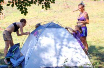 Как выбрать палатку для отдыха, кемпинга и похода