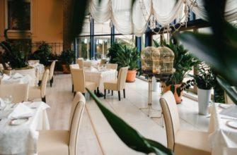 Отдых в Сочи – рестораны для торжества