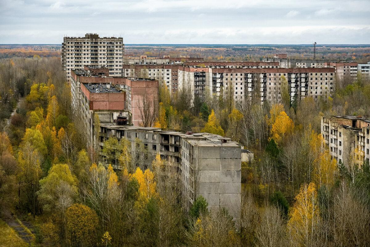 Города призраки во всем мире