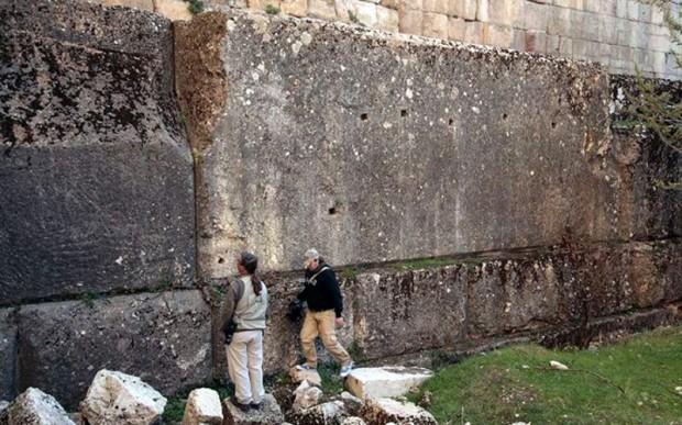 Древние города. О чем говорят камни (37 фото)