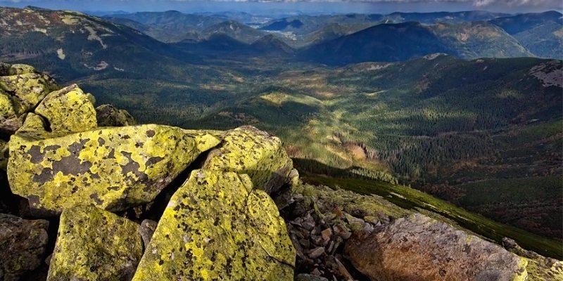 Карпаты – чудо, созданное природой