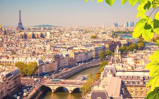 Опять Париж и снова